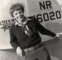 The Ninety-Nines First President Amelia Earhart